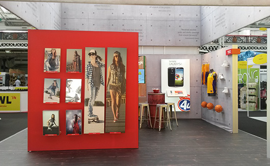 Fabric Exhibition Stand Up Comedy : Portable fabric exhibition stands pop up display boards uk