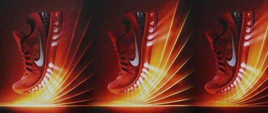 Nike Motion Lightbox