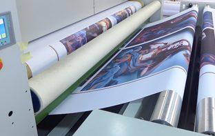 Fabric graphic printing