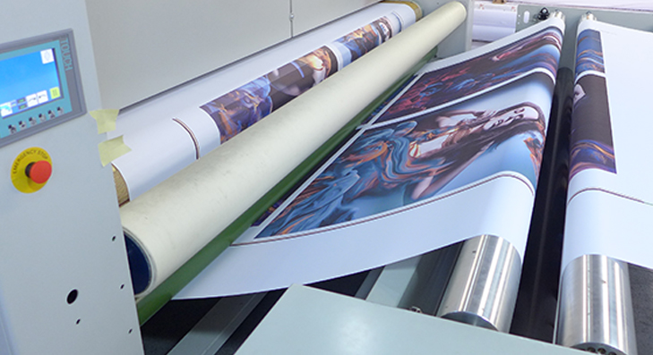 Fabric graphic printing