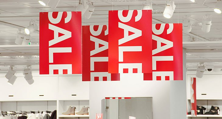 Retail Display Intallations