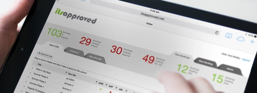 itsapproved simplifies your marketing print approvals