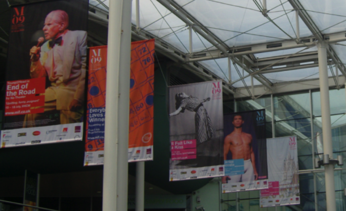 Station banners