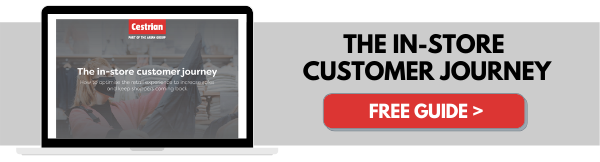 The in-store customer journey